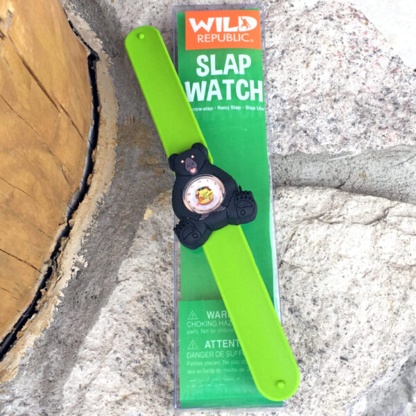 Slap Watch Black Bear