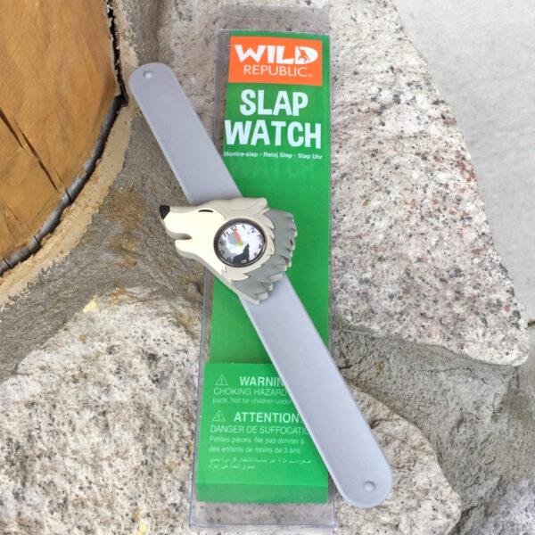 Slap Watch Wolf