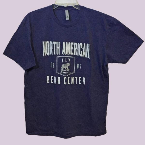 Next Level Storm Bear T-Shirt