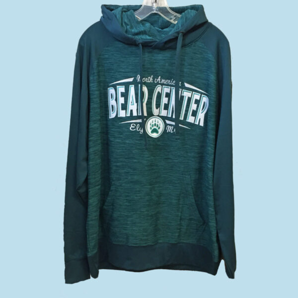 Teal Performance Hoody