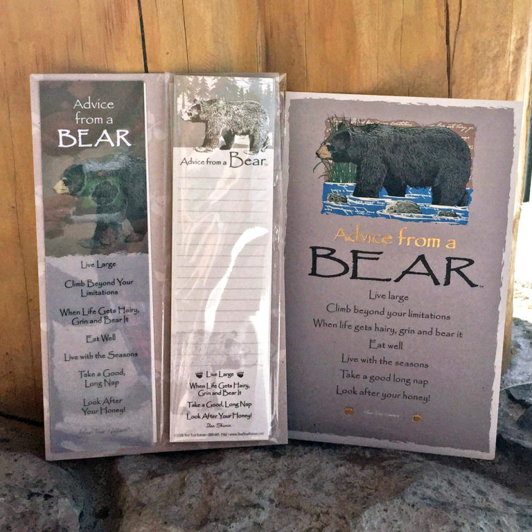 Advice From a Bear Gift Pack