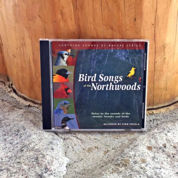 Bird Songs of the Northwoods CD
