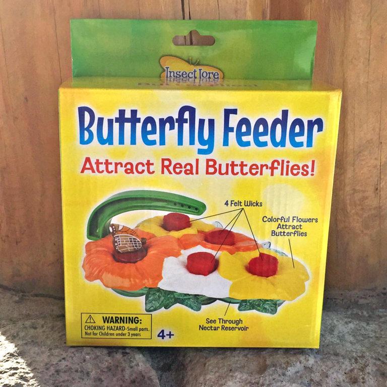 Butterfly Feeder Deluxe