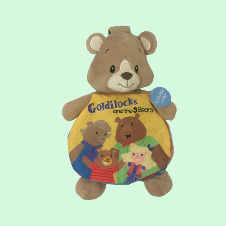 Story Pals Goldilocks and the 3 Bears