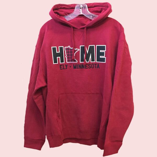 Minnesota Home Hoody