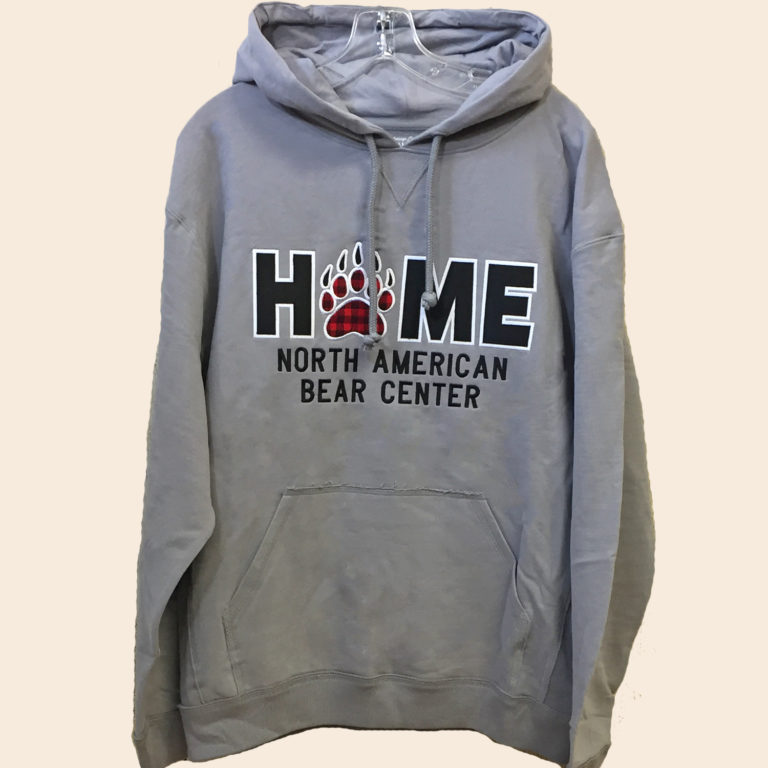Bear Paw Home Hoody