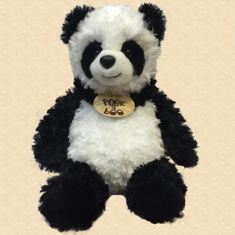 Peek A Boo Panda