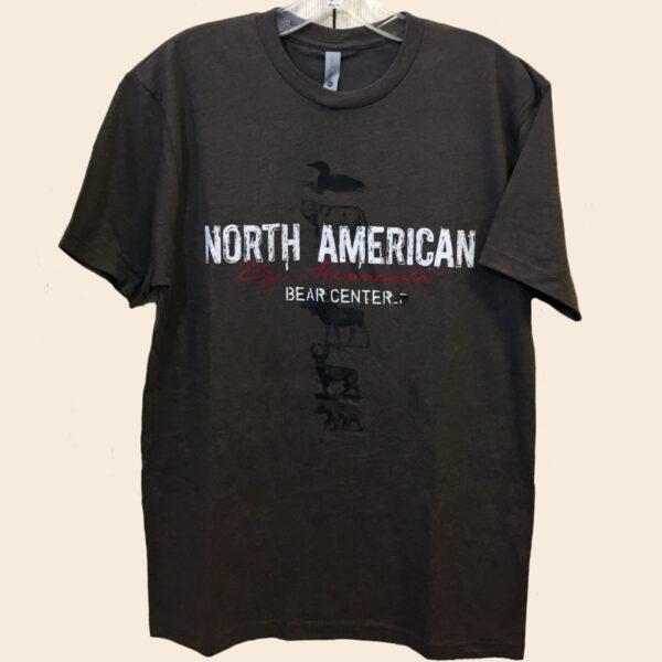 Northwoods Animals T-shirt