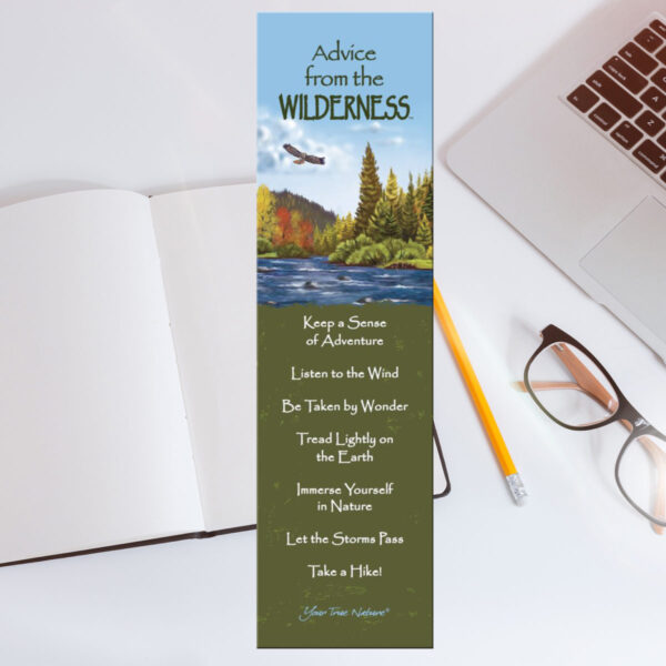 Bookmark: Advice from Wilderness