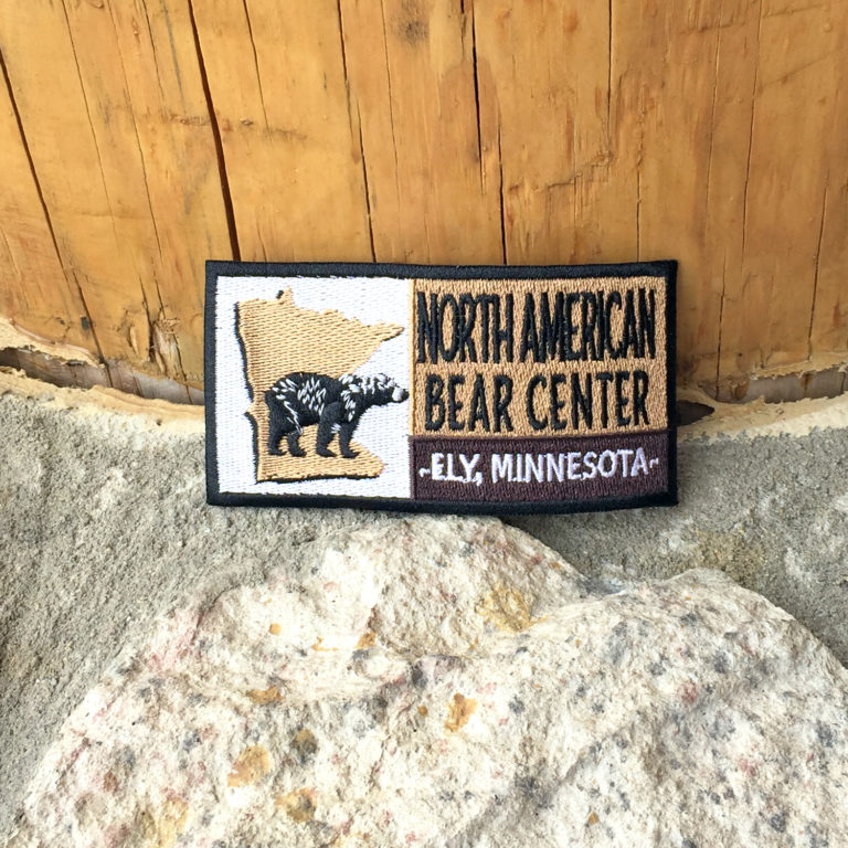 North American Bear Center Patch