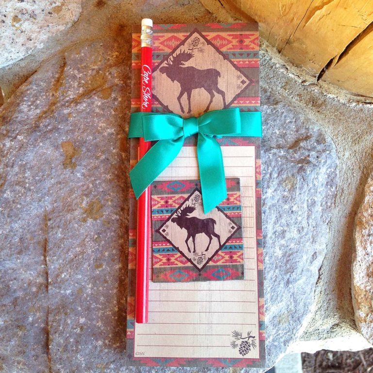 Magnetic Pad Gift Set – Moose