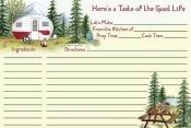 Recipe Card: Vintage Trailer