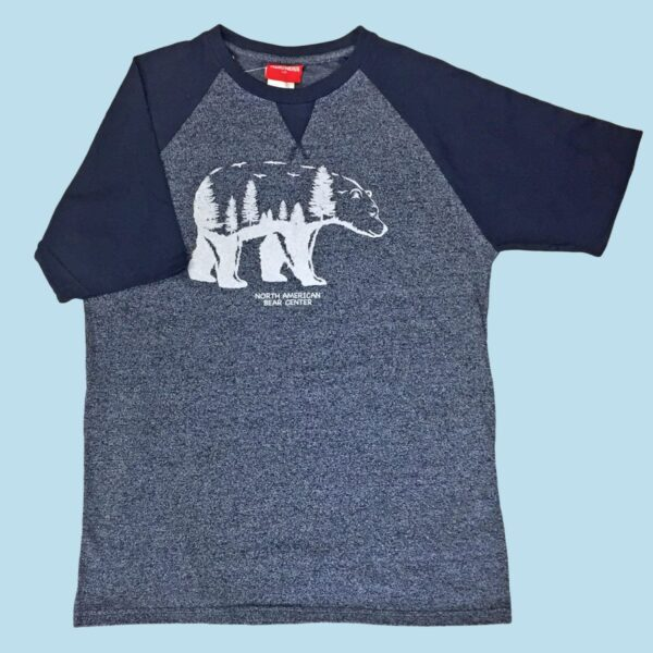 Bear Outline Tshirt