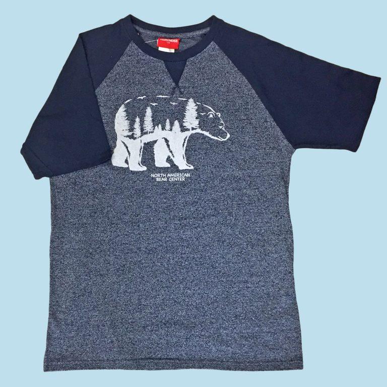 Bear Outline Tshirt