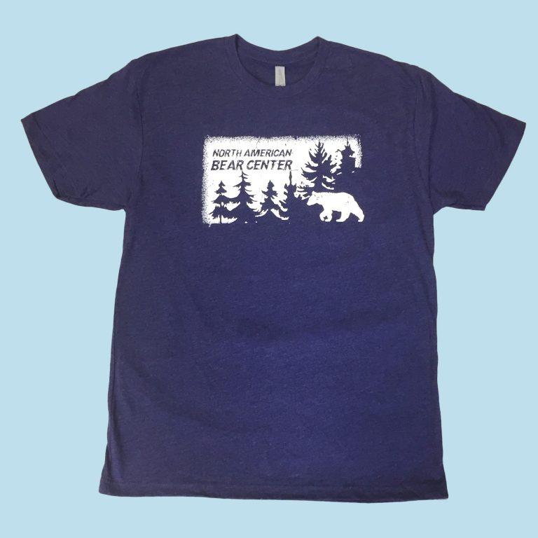 Bear Silhouette Tshirt