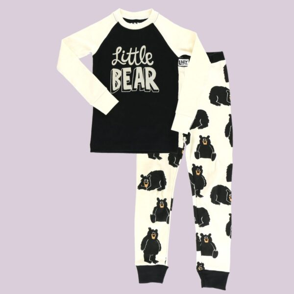 Little Bear Pajama Set