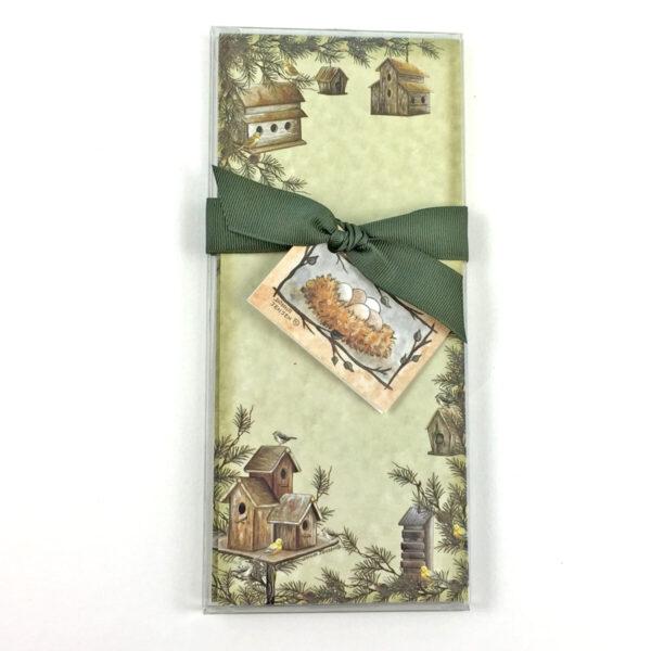 Barnwood Birdhouse Gift Set