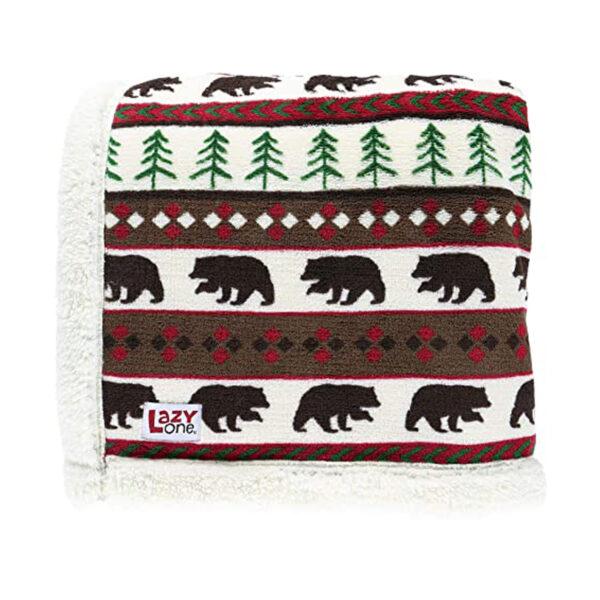 Blanket Bear Fair Isle