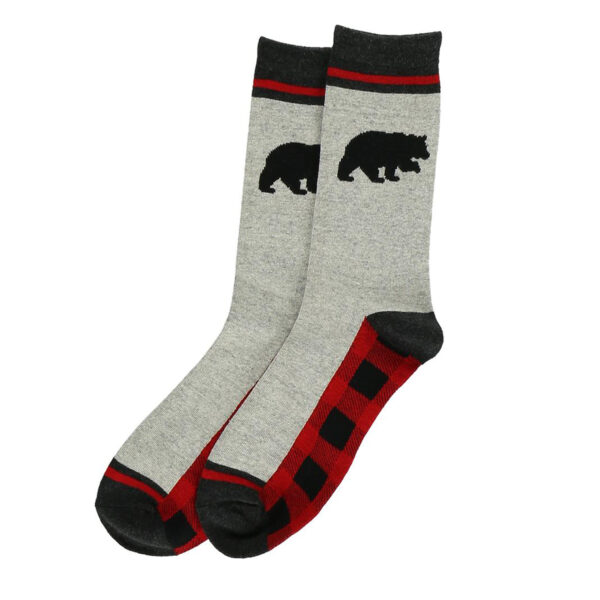Bear Cheeks Sock