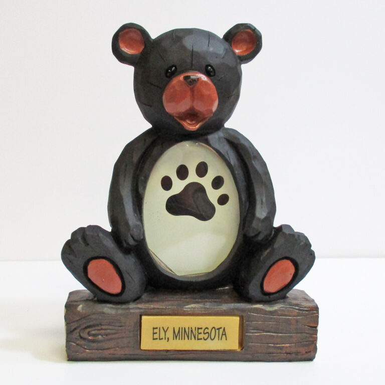 Bear Sitting Frame