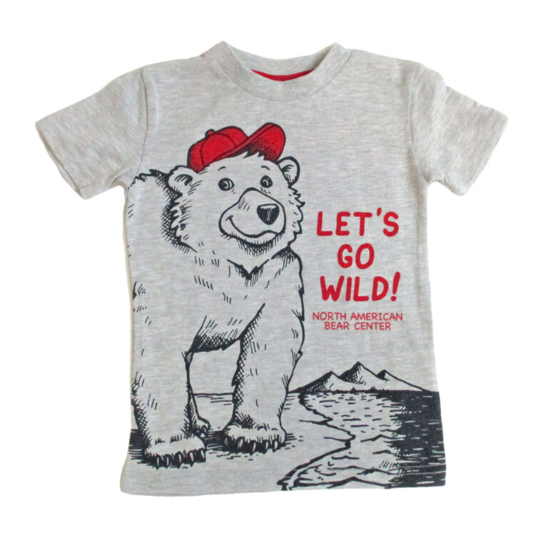 Kids Bear with Red Cap T
