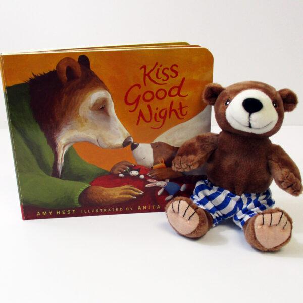 Kiss Goodnight Book Set