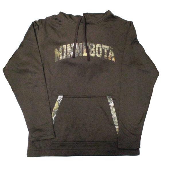 Minnesota Camo Sweatshirt