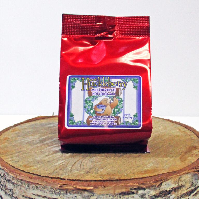 Milk Chocolate Huckleberry Cocoa