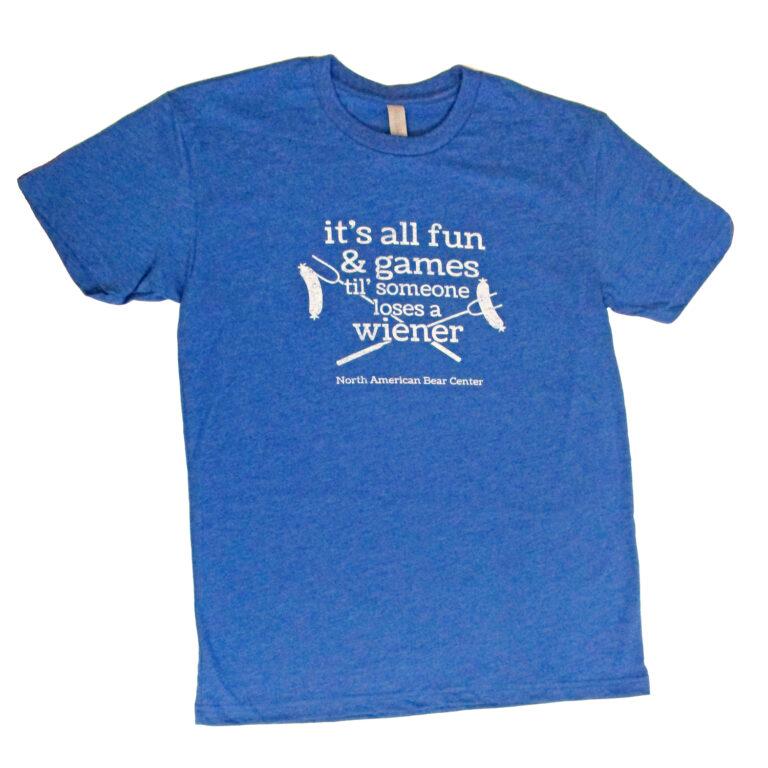 All Fun & Games T-shirt
