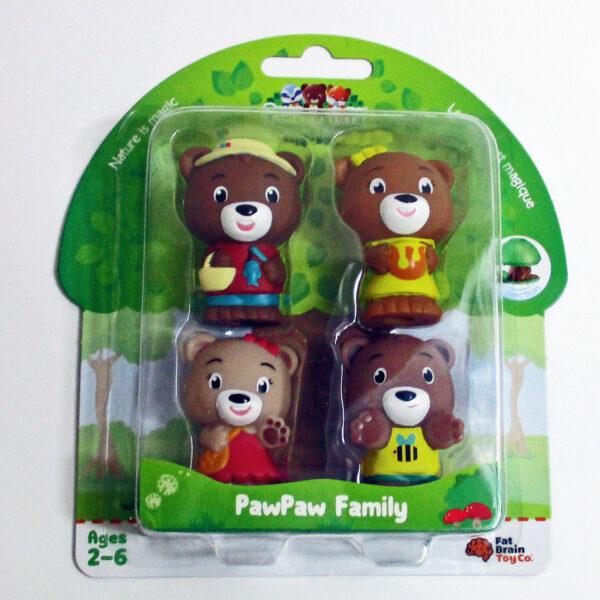 Timber Tots Bear Family