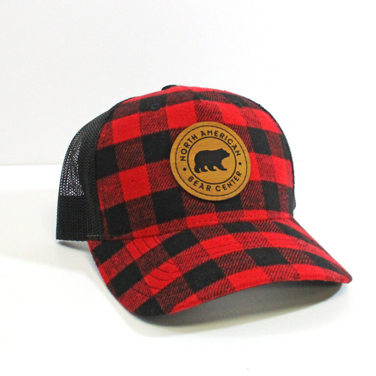 Buffalo Red Plaid Hat