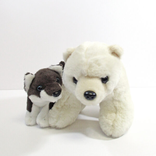Friends Polar Bear Dog