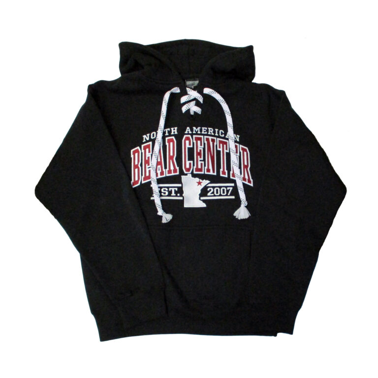 Red/Black Laced Hoody